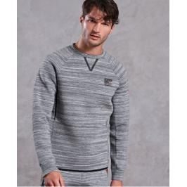 Superdry Gym Tech Stretch-Sweatshirt mit Rundhalsausschnitt