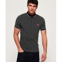 Superdry City Oxford Polohemd aus Pikee