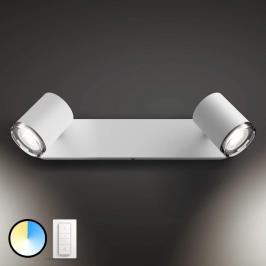 Philips Hue White Ambiance Adore, LED-Spot 2-flg.