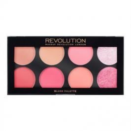 Revolution Makeup Blush & Contour Palette Sugar And Spice 13 g