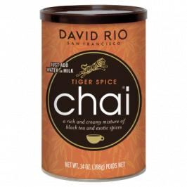 David Rio San Francisco Chai Tiger Spice 398 g Personal Care