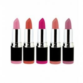 Freedom Makeup Pink Lipstick Collection 5 stk