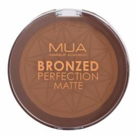 MUA Makeup Academy Bronzed Perfection Matte Sunset Tan 15 g