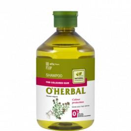O'Herbal Coloriertes Haar Shampoo mit Thymian Extrakt 500 ml